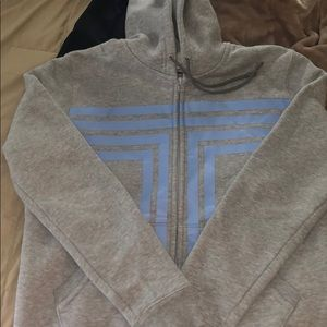 Tory Burch Hooded sweatshirt